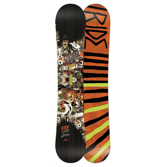 Ride - Berzerker Snowboard 2014