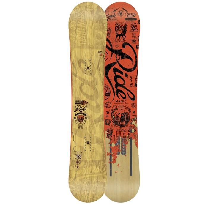 Ride - Manic Snowboard 2015