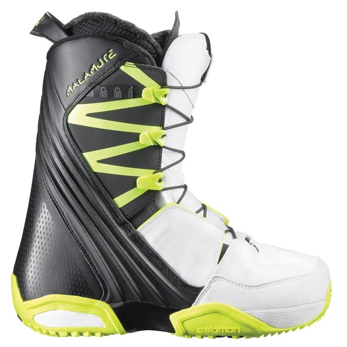 Salomon - Malamute Snowboard Boots 2014