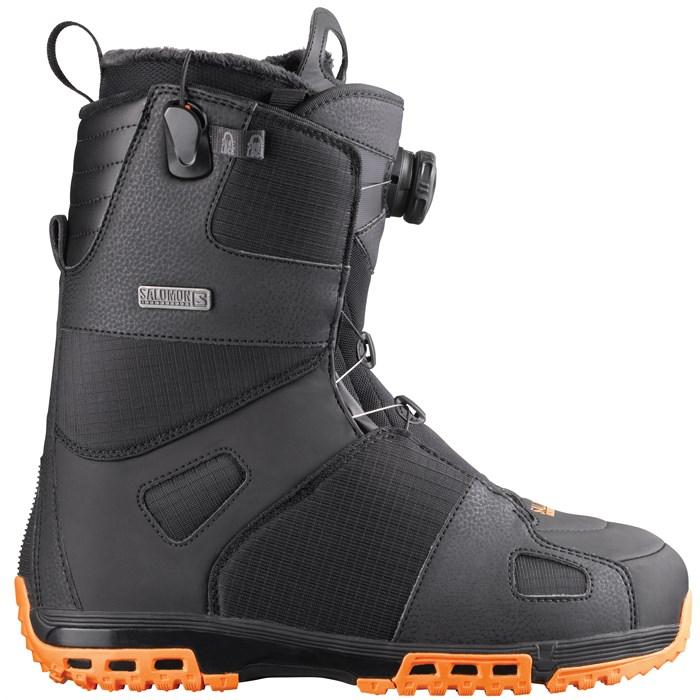 Salomon - Savage Boa® STR8JKT Snowboard Boots 2014