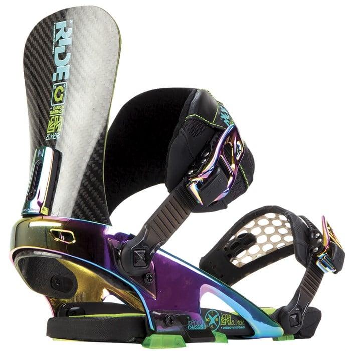 Ride - El Hefe Snowboard Bindings 2014