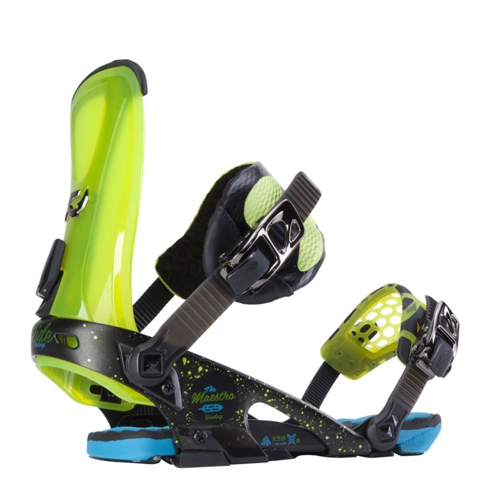 Ride - Maestro Snowboard Bindings 2014