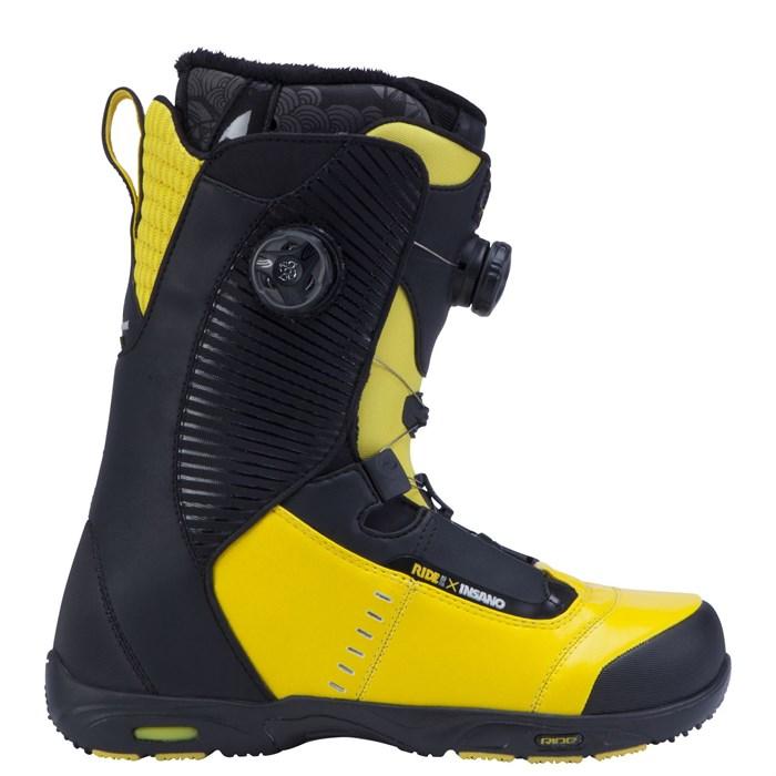 Ride - Insano Focus Boa Snowboard Boots 2014 ... 1ff65f650