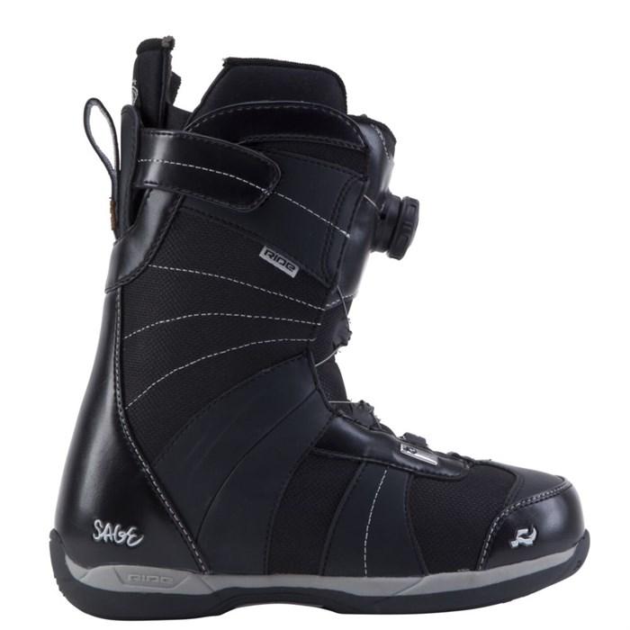 Ride - Sage Boa Coiler Snowboard Boots - Women's 2013