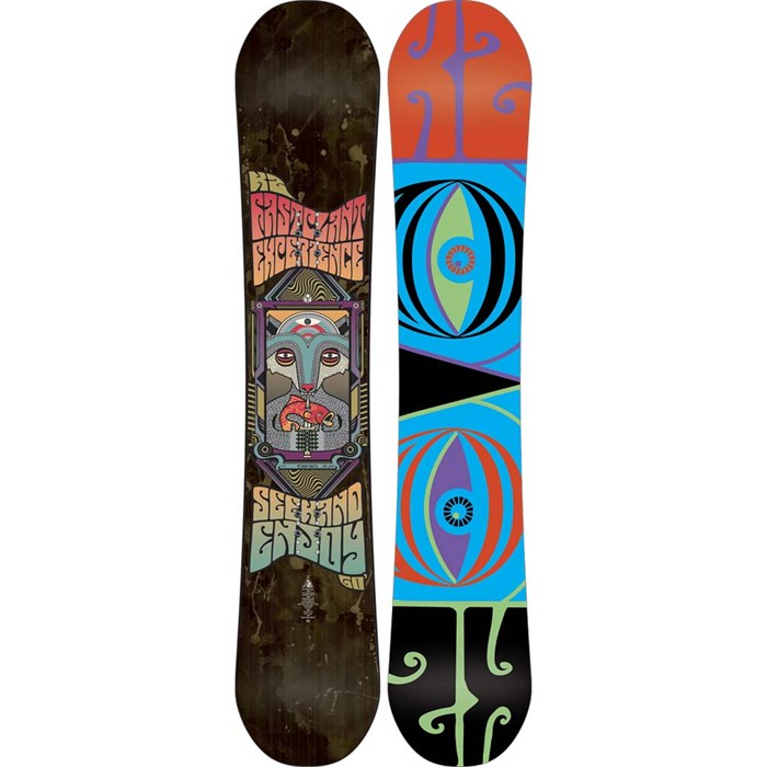 K2 - Fastplant Snowboard 2014 - Used