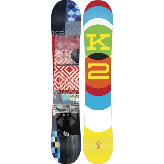 K2 - Turbo Dream Snowboard 2014