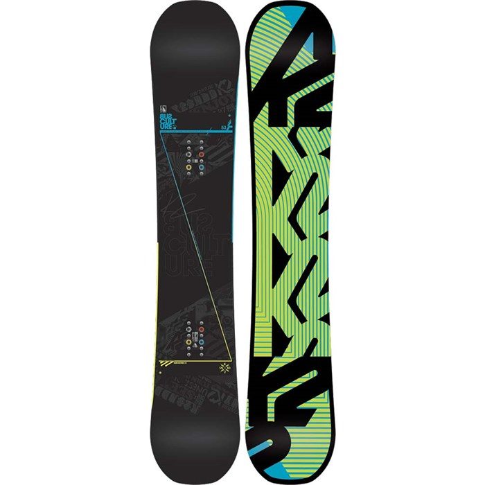 K2 - Subculture Snowboard 2014