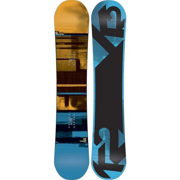 K2 - Playback Snowboard 2014