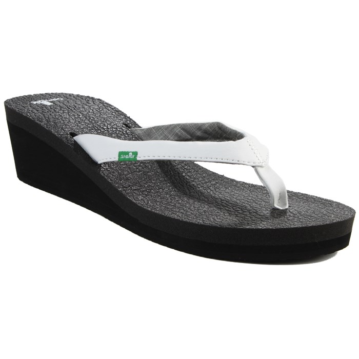 Sanuk - Yoga Mat Wedges - Women's