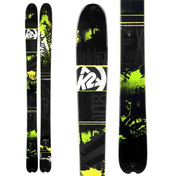 K2 - Annex 108 Skis 2014