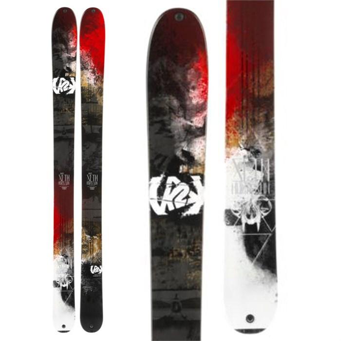K2 - Annex 118 Skis 2014