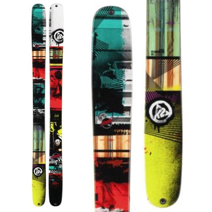 K2 - Shreditor 112 Skis 2014