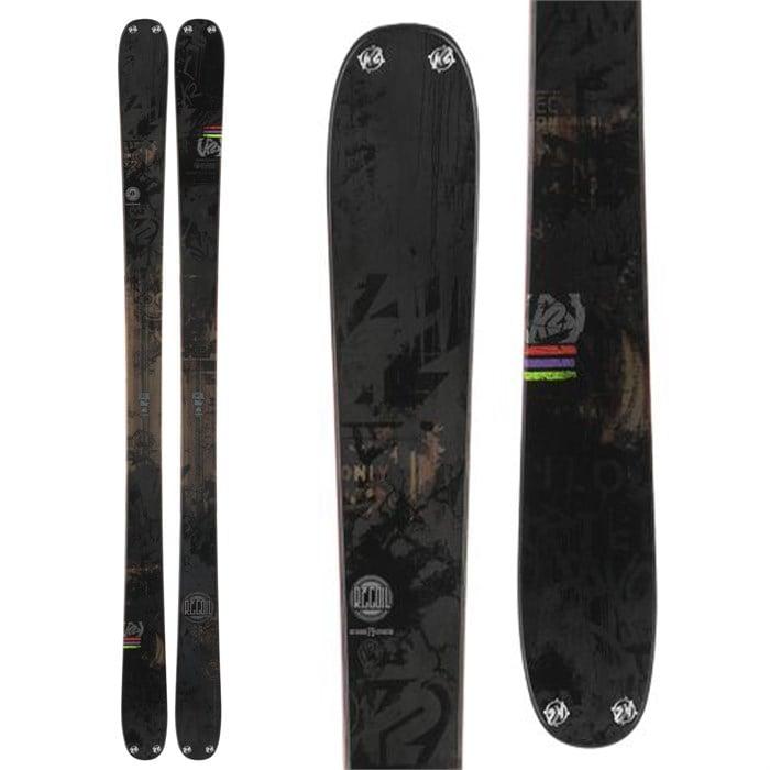 K2 Recoil Skis 2014 Evo
