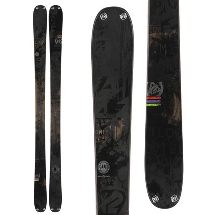 K2 - Recoil Skis 2014