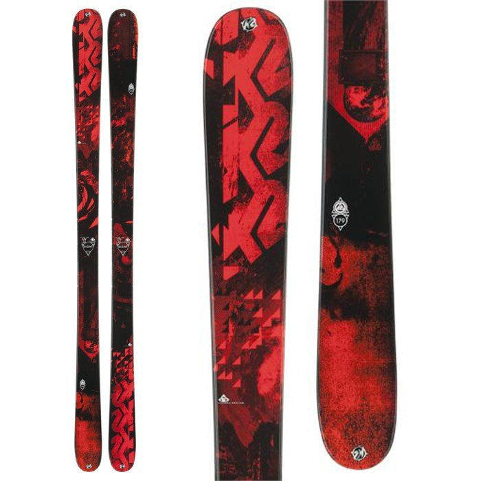 K2 - Sight Skis 2014