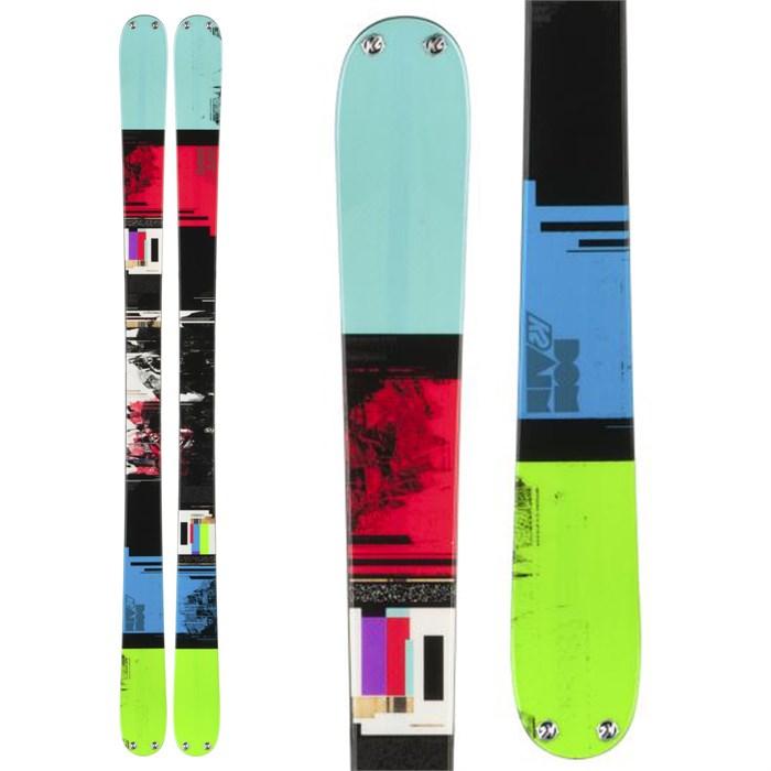 K2 - Domain Skis 2014
