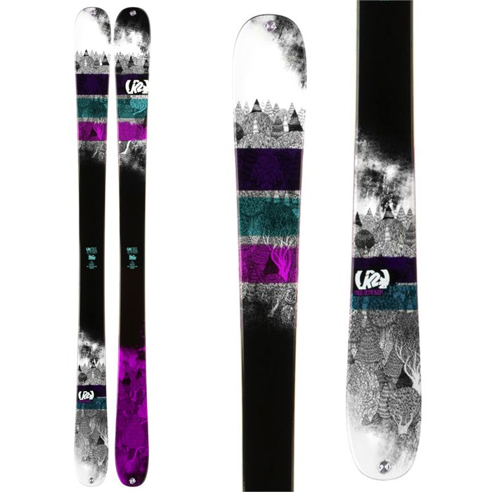 K2 - MissDemeanor Skis - Women's 2014