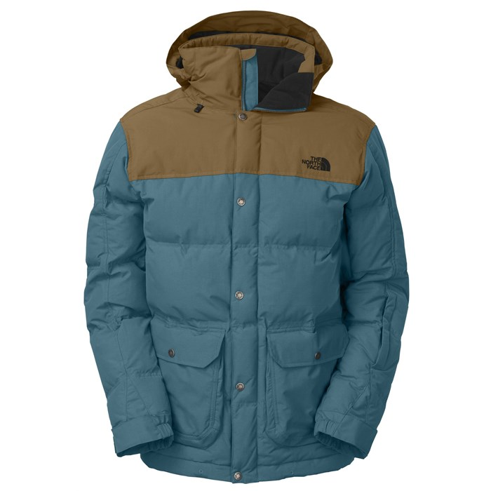 The North Face - Seaworth Down Jacket