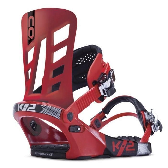 K2 Company Snowboard Bindings 2014