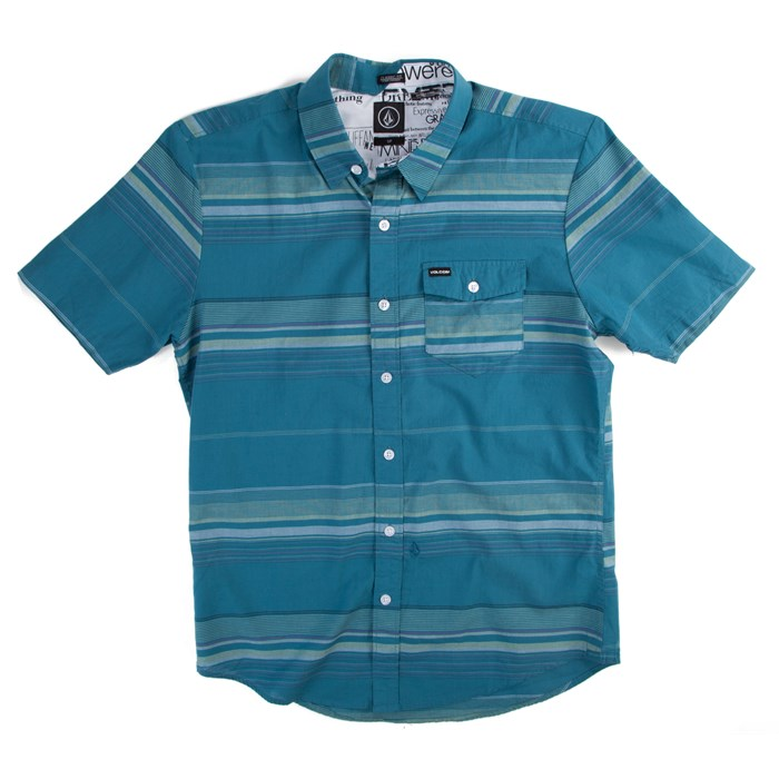 Volcom - Peterson Short-Sleeve Button-Down Shirt