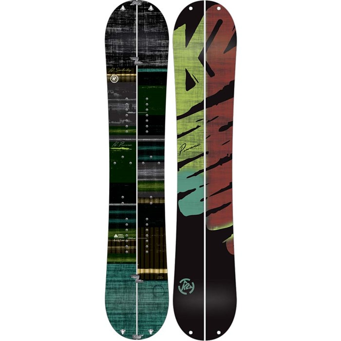 K2 - Panoramic Splitboard 2015