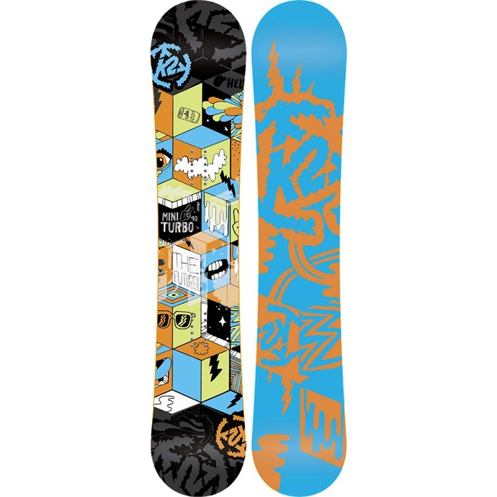K2 - Mini Turbo Snowboard - Boy's 2015