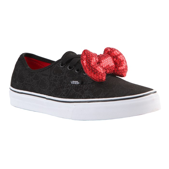 Vans - Authentic Hello Kitty Bow Shoes - Women's