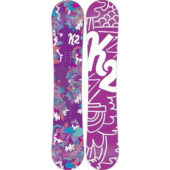 K2 - Lil Kandi Snowboard - Girl's 2015