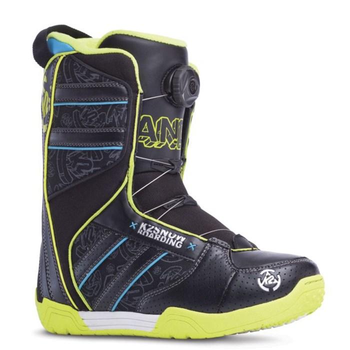 K2 - Vandal Snowboard Boots - Boy's 2015