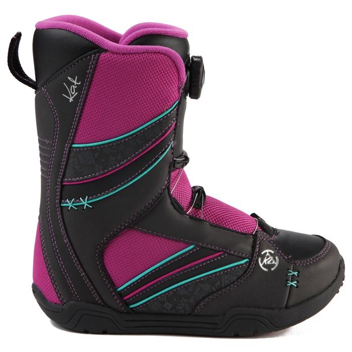 K2 - Kat Snowboard Boots - Girl's 2015