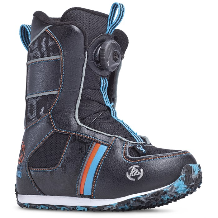 K2 - Mini Turbo Snowboard Boots - Boy's 2015