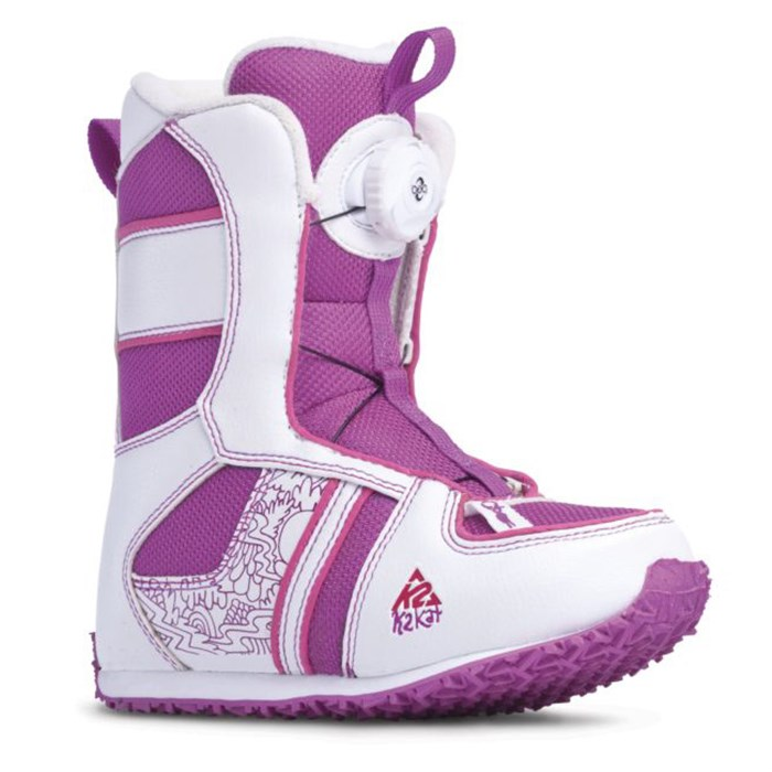 K2 - Lil Kat Snowboard Boots - Girl's 2015
