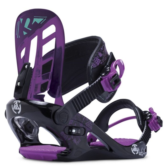 K2 - Kat Snowboard Bindings - Girl's 2015