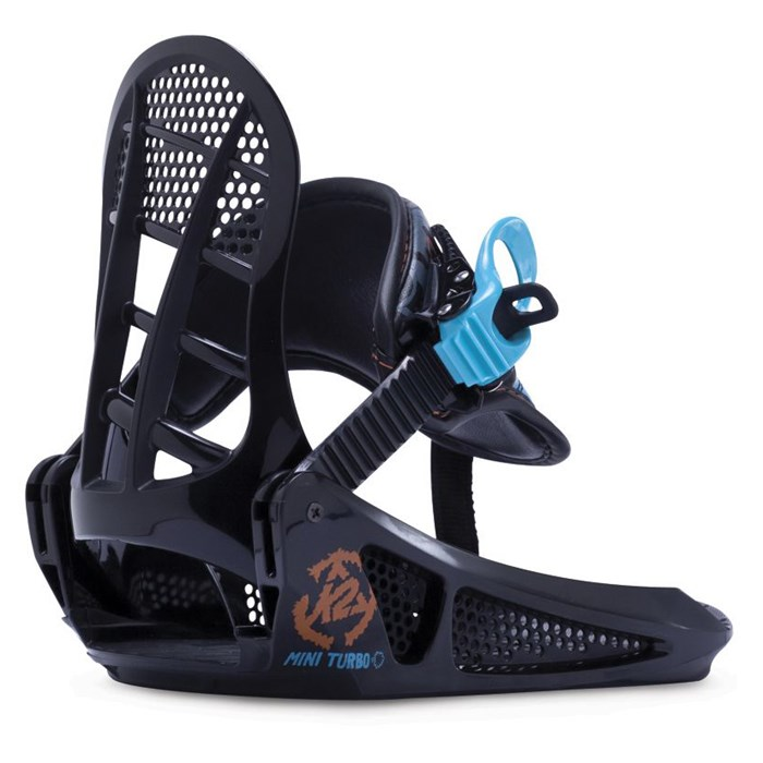 K2 - Mini Turbo Snowboard Bindings - Boy's 2015