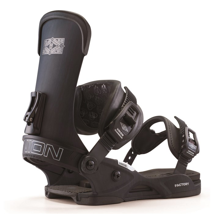 Union - Factory Snowboard Bindings 2014