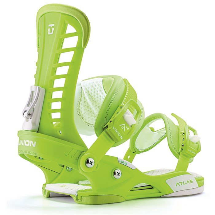 Union - Atlas Snowboard Bindings 2014