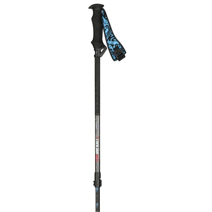 K2 - LockJaw Carbon/Aluminum Adjustable Ski Poles 2014
