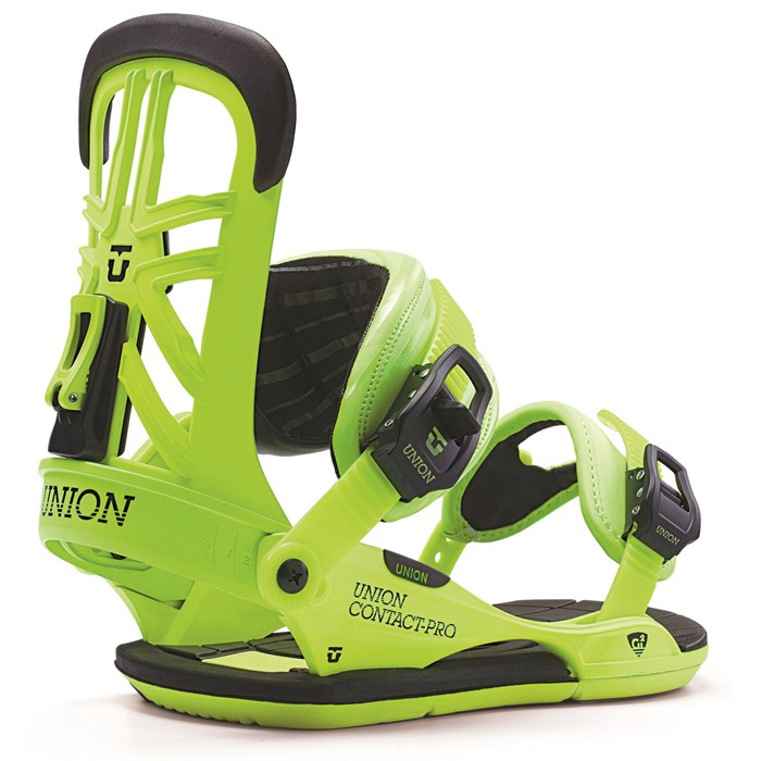 Union - Contact Pro Snowboard Bindings 2014