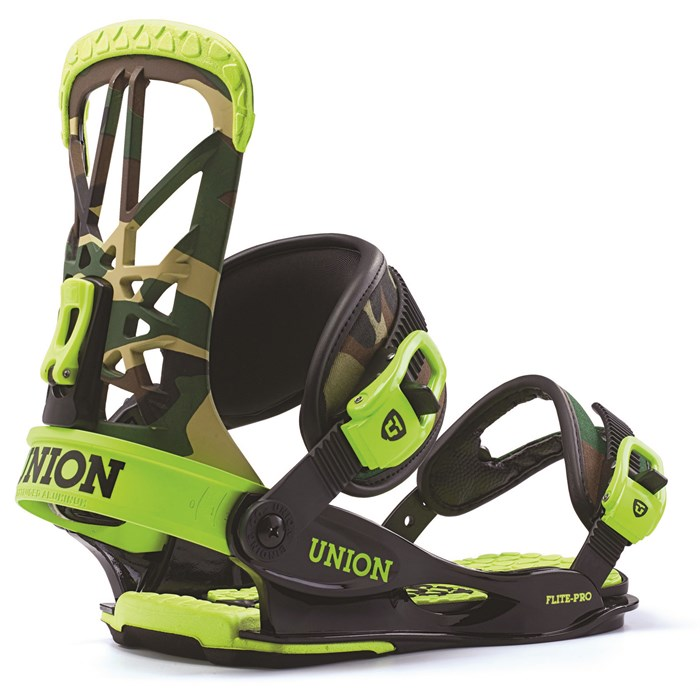Union - Flite Pro Snowboard Bindings 2014