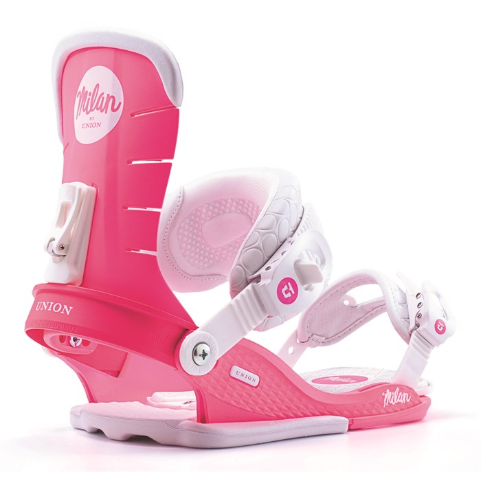 Union - Milan Snowboard Bindings - Women's 2014