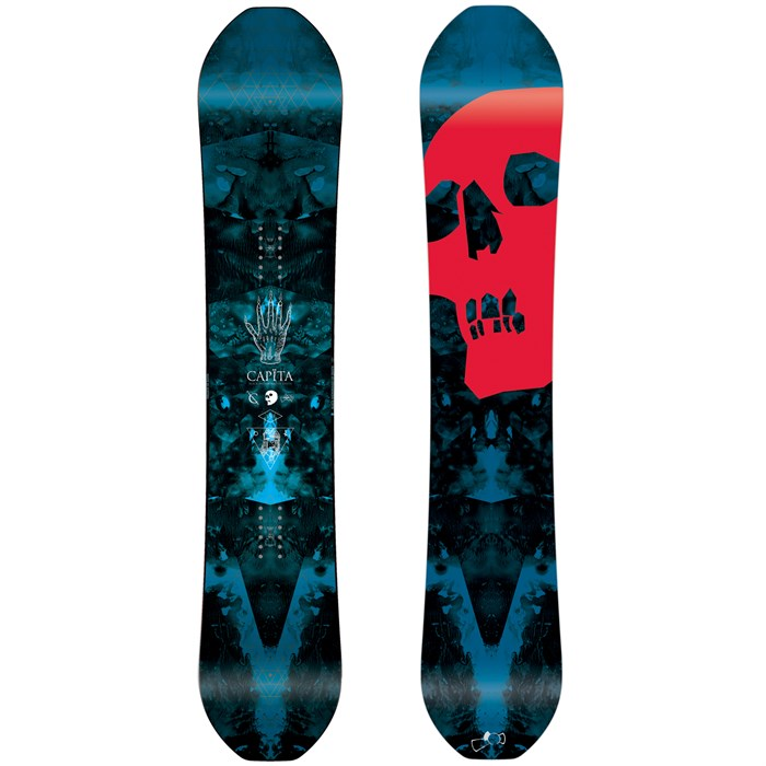 CAPiTA - The Black Snowboard Of Death Snowboard 2014