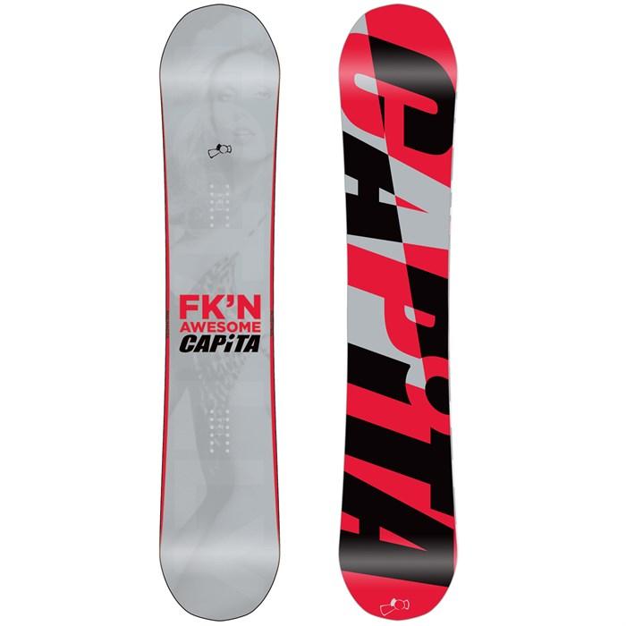 CAPiTA - Totally FK'n Awesome Snowboard 2014