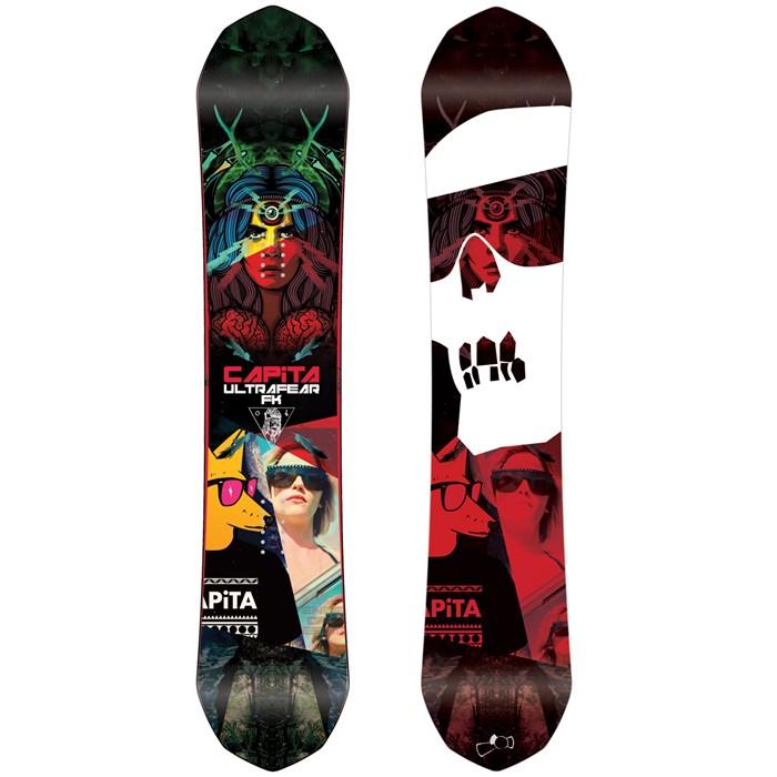 CAPiTA - Ultrafear Snowboard 2014