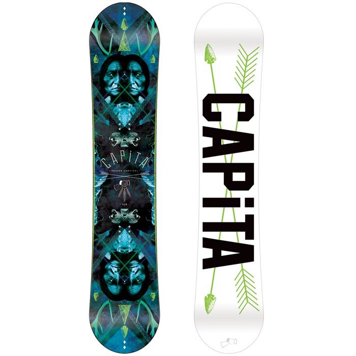 CAPiTA - Indoor Survival Snowboard 2014