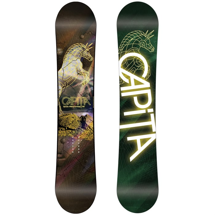 CAPiTA - CAPiTA Space Metal Fantasy Snowboard - Women's 2014