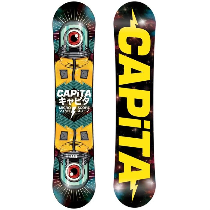 CAPiTA - Micro Scope Snowboard - Kid's 2014