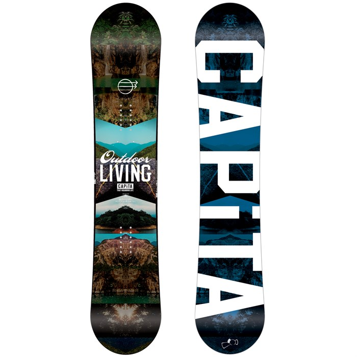 CAPiTA - Outdoor Living Snowboard 2014