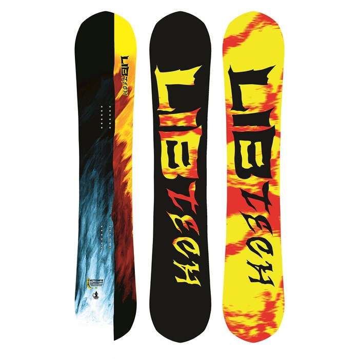 Lib Tech - Hot Knife C3BTX Snowboard 2014