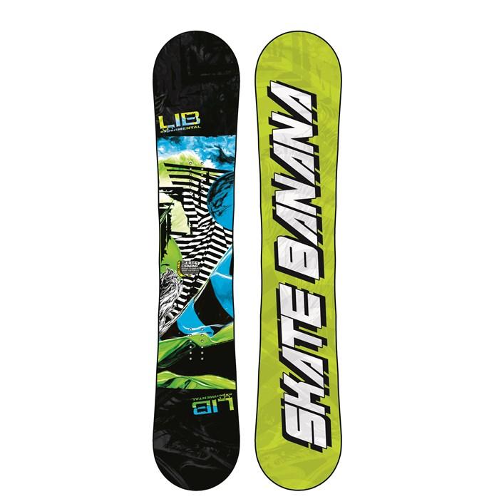 Lib Tech - Skate Banana BTX Snowboard 2014