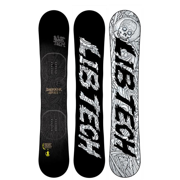 Lib Tech - Darker Series C3BTX Snowboard 2014